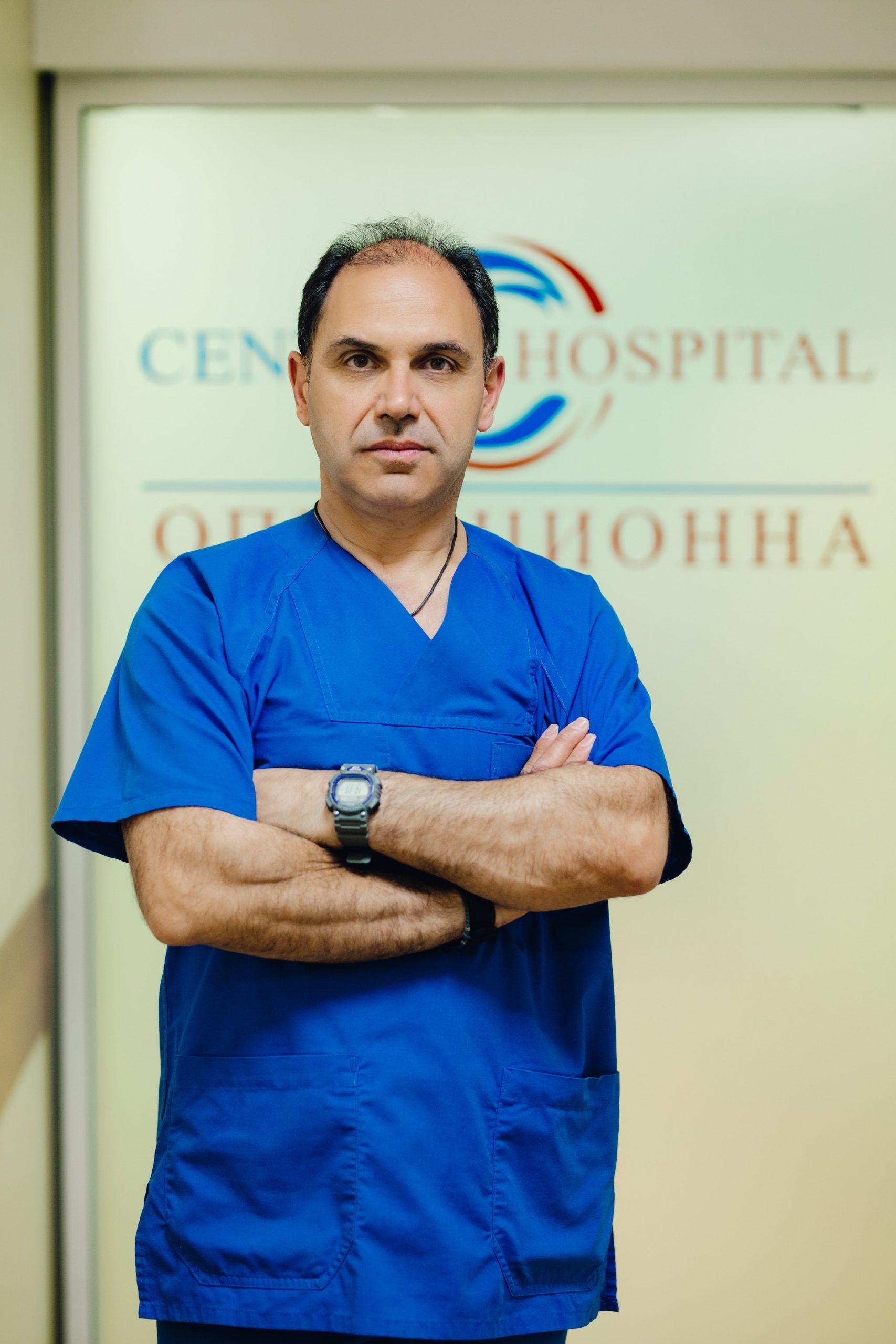 Уролог в Пловдив - Д-р Васил Ангелов
